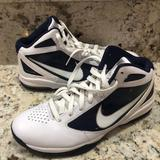 Nike Shoes   Nike Air Max Destiny Womens Basketball Shoes   Color: Blue/White   Size: 10