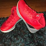 Under Armour Shoes   Curry 3   Color: Red   Size: 7