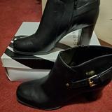 Nine West Shoes | Nine West Shoe Boot | Color: Black | Size: 10