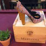 Jessica Simpson Shoes   Jessica Simpson Platform Pumps   Color: Black/Blue/Green/Pink/White   Size: 10