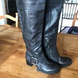 Nine West Shoes | Nine West Knee High Boot. | Color: Black | Size: 8