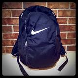 Nike Bags | Nike Sport Bag | Color: Black | Size: Os