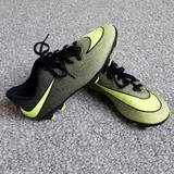 Nike Shoes | Kids' Nike Bravata Ii Fg Soccer Cleats | Color: Black/Yellow | Size: 3.5b