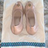 Tory Burch Shoes | New! Tory Burch Shoes And Bag | Color: Gold/Tan | Size: 9.5
