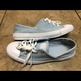 Converse Shoes | Converse Womens Chuck Taylor All Star Sneakers | Color: Blue/White | Size: 10