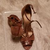 Nine West Shoes | Ladies Sandals | Color: Brown | Size: 7.5