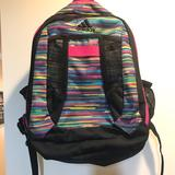 Adidas Bags | Grade School Girls Adidas Backpack | Color: Pink | Size: Os