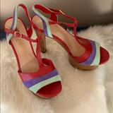 Jessica Simpson Shoes   High Heels   Color: Brown/Red   Size: 8