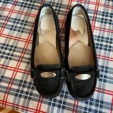 Michael Kors Shoes   Michael Kors Suede Loafers   Color: Black   Size: 8.5
