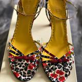 Kate Spade Shoes | Kate Spade Pumps | Color: Pink/Red | Size: 9