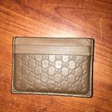 Gucci Bags   Gucci Slim - Card Wallet   Color: Brown   Size: Os
