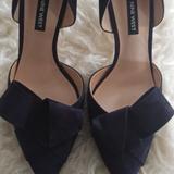 Nine West Shoes   Nine West Navy Suede Pump   Color: Blue   Size: 9.5