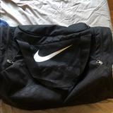 Nike Bags | Nike Sports Bag | Color: Black | Size: Os