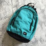 Nike Bags | Nike | Backpack | Color: Blue/Green | Size: Os