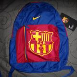 Nike Bags | Nike Barcelona Soccer Backpack Nwt $54.99 | Color: Blue/Red | Size: Os