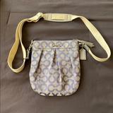 Coach Bags   Coach Signature Crossbody Handbag   Color: Purple   Size: Os