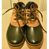 Nine West Shoes | Nine West Thermolite Duck Boots Size 7 | Color: Blue/Tan | Size: 7