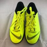 Nike Shoes   Nike Mercurial Indoor Soccer Kids Unisex Shoes 3.5   Color: Yellow   Size: 3.5bb