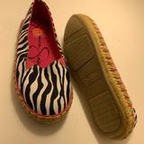Jessica Simpson Shoes | Jessica Simpson Espadrilles Kids Design | Color: Black/Pink | Size: 2g