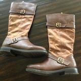 Nine West Shoes   Nine West Girls Boots Size 2 12   Color: Brown   Size: 2.5bb