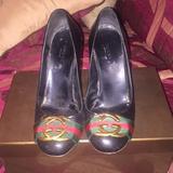 Gucci Shoes   Gucci Pumps   Color: Black   Size: 6.5