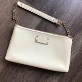 Kate Spade Bags   Kate Spade Cream Purse With Gold Chain Strap   Color: Cream   Size: Os