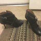 Nine West Shoes | Nine West Shoe Boot | Color: Black | Size: 8