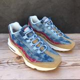 Nike Shoes   Nike Air Max 95 (Gs) Wild Wild West Denim Paisley   Color: Blue/Red   Size: Various