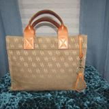 Dooney & Bourke Bags | Dooney & Bourke Small Tote | Color: Tan | Size: Os