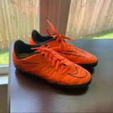 Nike Shoes | Nike Indoor Soccer Shoes | Color: Orange | Size: Youth 5.5, Adult Size 8