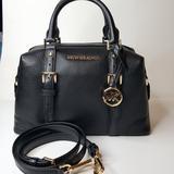Michael Kors Bags   Michael Kors Leather Cross Body Handbag.   Color: Black   Size: Os