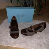Nine West Shoes | Life Stride Womens Heels | Color: Brown | Size: 9