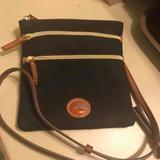 Dooney & Bourke Bags | Dooney & Bourke Nylon Crossbody Bag | Color: Black/Brown | Size: Os