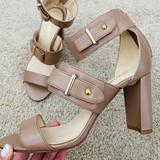 Nine West Shoes   Nine West Bandolino Naxine Dress Heels   Color: Brown/Tan   Size: 6.5