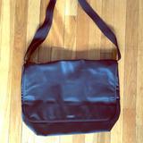Kate Spade Bags   Kate Spade Nylon Laptop Messenger Bag   Color: Black   Size: Os