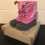 The North Face Shoes   North Face Alpenglow Ii Youth Size 1 A1pbzs9-1   Color: Pink   Size: 1bb