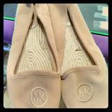 Michael Kors Shoes   Michael Kors Pink Suede Espadrilles   Color: Pink   Size: 9