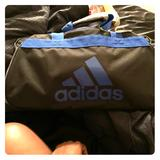 Adidas Bags | Gym Bag Carry Around Bag | Color: Blue | Size: Os