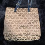 Michael Kors Bags | Brown Micheal Kors Purse - Shoulder Bag | Color: Blue/Brown | Size: Os