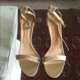 Kate Spade Shoes   Kate Spade Real Fur High Heels   Color: Cream/Tan   Size: 11