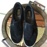 Michael Kors Shoes   Michael Michael Kors Slip On Shoes Black. Sz 9m   Color: Black/White   Size: 9