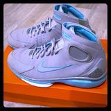Nike Shoes   Nike Air Zoom Huarache 2k4   Color: Blue/Gray   Size: 10.5