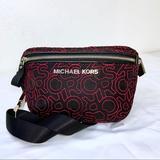 Michael Kors Bags   Mk Belt Bag   Color: Pink/Silver   Size: Os
