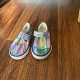 Polo By Ralph Lauren Shoes | Ralph Lauren Baby Mary Janes | Color: Blue/Pink | Size: 4 Infants