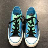 Converse Shoes | Multi Color Converse | Color: Blue | Size: 6