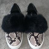 Michael Kors Shoes   Michael Kors Sneaker   Color: Black/Gray   Size: 6