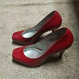 Jessica Simpson Shoes | Red High Heels (Red Hot) | Color: Red | Size: 7.5