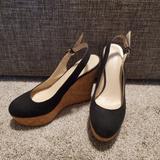 Nine West Shoes   Nine West Wedges   Color: Black   Size: 7