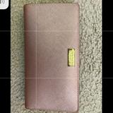 Kate Spade Bags   Kate Spade Rose Gold Wallet   Color: Gold   Size: Os