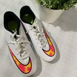 Nike Shoes   New Nike Jr Mercurial Vortex Ll Fg-R Soccer Cleat   Color: Pink/White   Size: 3 Y